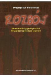 Rozbój - Piotrowski Przemysław