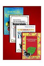 Zestaw numerologiczny – Małgorzata Brzoza