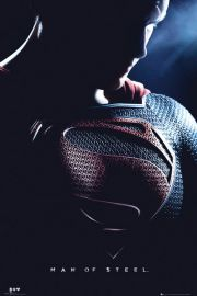 Człowiek ze Stali - Superman Man of Steel - plakat