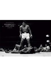 Boks - Muhammad Ali vs Liston - plakat
