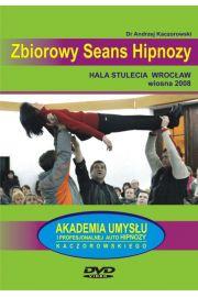 Zbiorowy seans hipnozy DVD - Dr Andrzej Kaczorowski