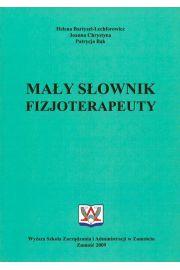 Mały słownik fizjoterapeuty