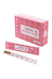 43303 Naturalne kadzidełka Goloka - Róża