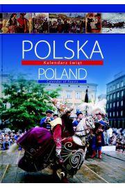 Polska. Poland. Kalendarz świąt