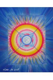 """Mandala """"Uzdrowienie duszy"""""""