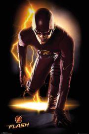 The Flash Speed - plakat