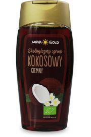 Syrop Kokosowy Ciemny Bio 350 G (250 Ml) - Maya Gold