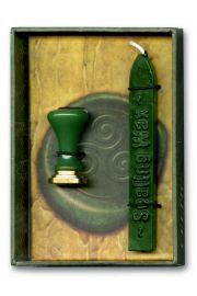 Piecz�� woskowa celtycka