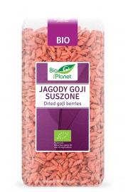 Jagody Goji Suszone Bio 250 G - Bio Planet
