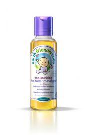 Earth Friendly Baby, Naturalny olejek bezzapachowy do masa�u, 125ml