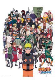 Naruto Shippuden - plakat