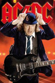 AC/DC Koncert - plakat