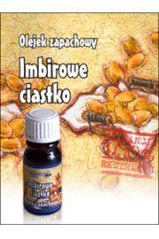 Olejek zapachowy - IMBIROWE CIASTKO