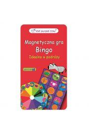 Gra magnetyczna The Purple Cow - Bingo