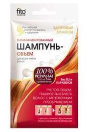 Witaminizowany szampon Obj�to�� FIT Fitocosmetic