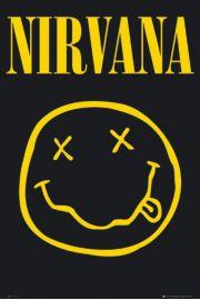 Nirvana Smiley - plakat
