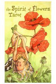 The Spirit of Flowers Tarot - Tarot Elfów Kwiatów