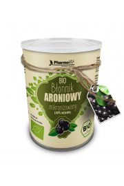 Żż Błonnik Pokarmowy Aroniowy Mikronizowany Bio 120 G - Pharmovit