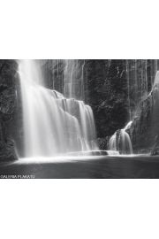 Szkocki Wodospad - Grampian Waterfall - reprodukcja