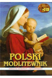 Polski modlitewnik + 2CD