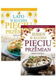 Zestaw Lato i jesień w kuchni Pięciu Przemian