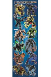 Transformers Bohaterowie - plakat