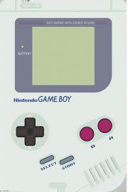 Nintendo Gameboy - plakat