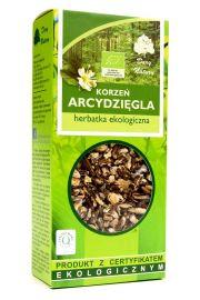 Herbatka Z Korzenia Arcydzi�gla Bio 100 G - Dary Natury