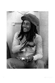 Bob Marley rolling - reprodukcja