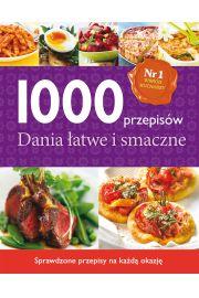 1000 przepis�w Dania �atwe i smaczne