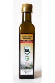 Olej Arganowy BIO Kosmetyczny 250ml (elegancka ciemna butelka)