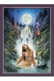 Spadający Księżyc, plakat