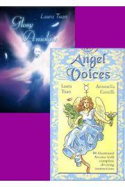 Głosy Aniołów - ZESTAW - karty + książka!