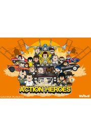 Weenicons - Filmy Akcji - plakat