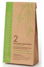 Naturalna Wzmacniająca Bio maseczka na porost włosów #2 BioBeauty