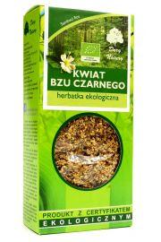 Herbatka Z Kwiatu Bzu Czarnego Bio 50 G - Dary Natury