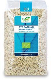 Ryż Basmati Pełnoziarnisty Bio 1 Kg - Bio Planet