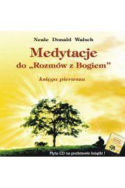 Medytacje do Rozmów z Bogiem - księga 1 - płyta CD audio