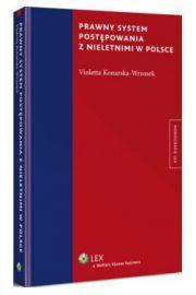 Prawny system postępowania z nieletnimi w Polsce