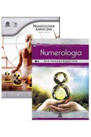 Zestaw: Książka Numerologia dla początkujących + Numerologia karmiczna DVD