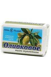 Naturalne toaletowe mydło Oliwkowe NC Nevskaja Cosmetica