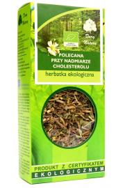 Herbatka Polecana Przy Nadmiarze Cholesterolu Bio 50 G - Dary Natury