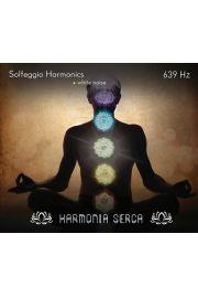 Harmonia serca 639 Hz - Solfeggio Harmonics