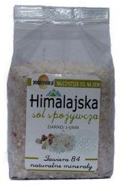 Himalajska krystaliczna sól jadalna 2-5mm 600g
