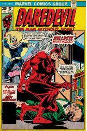 Daredevil Nigdy Nie Chybia - plakat