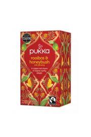 PUKKA Rooibos & Honeybush (rooibos, miodokrzew, czerwony żeńszeń)