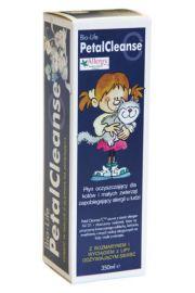 BIOLIFE PETAL CLEANSE™C Płyn oczyszczający dla kotów i małych zwierząt, zapobiegający alergii u ludzi, 350ml