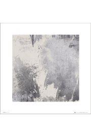 Abstract Grey - art print