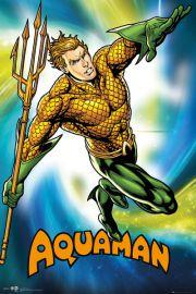 DC Comics Aquaman - plakat