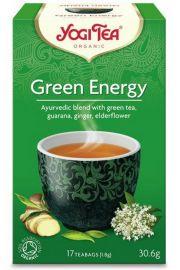 Herbata YOGI TEA Zielona energia GREEN ENERGY - ekspresowa